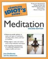 The Complete Idiot's Guide to Meditation - Joan Budilovsky, Eve Adamson