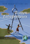New Perspectives On Women Entrepreneurs - John Butler