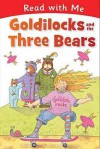 Read with Me: Goldilocks and the Three Bears - Nick Page