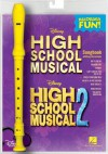 High School Musical 1 and 2: Recorder Fun! Pack - Hal Leonard Publishing Company