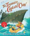 The Treasure of Captain Claw - Jonathan Emmett, Steve Cox