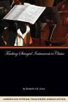 Teaching Stringed Instruments In Classes - Elizabeth Green