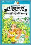Taste of Blackberries - Doris Buchanan Smith