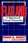 Flatland: A Romance of Many Dimensions - Edwin A. Abbott, Isaac Asimov
