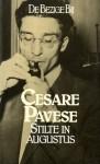 Stilte in augustus - Cesare Pavese, Anton Haakman