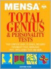 Mensa Total Genius & Personality Tests - Josephine Fulton, Philip J. Carter, Kenneth A. Russell