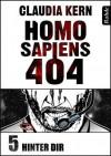 Hinter dir (Homo sapiens 404, #5) - Claudia Kern