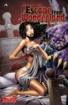Escape From Wonderland #5 - Raven Gregory, Joe Brusha, Ralph Tedesco, Anthony Spay