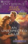 An Unexpected Clue - Elle James