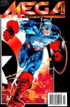 Mega Marvel #16 (3/97): Kapitan Ameryka - Mark Waid, Ron Garney