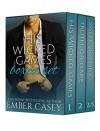 His Wicked Games Boxed Set: A Cunningham Family Bundle (The Cunningham Family) - Ember Casey
