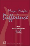 Music Makes the Difference: Music, Brain Development, and Learning - Menc Task Force On General Music Course, MENC: The National Association for Music Education