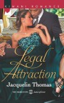 Legal Attraction - Jacquelin Thomas