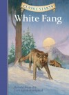 White Fang (Classic Starts Series) (Classic Starts Audio Series) - Kathleen Olmstead, Jack London, Dan Andreasen, Arthur Pober