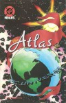 Atlas of DC Universe (DC Heroes RPG) - Paul Kupperberg