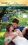 Secrets in a Small Town - Kimberly Van Meter