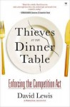Thieves at the Dinner Table: Enforcing the Competition ACT - A Personal Account - David Lewis