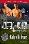 Monsters and Mayhem - Gabrielle Evans