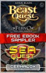 Beast Quest and Sea Quest - Adam Blade