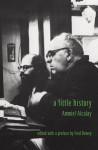 A Little History - Ammiel Alcalay, Fred Dewey