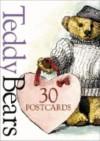 Teddy Bears Postcard Book - Blue Lantern Studio, Laughing Elephant