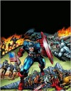 Essential Captain America, Vol. 5 - Jack Kirby, John Warner, Tony Isabella, Bill Mantlo, Marv Wolfman, Frank Robbins