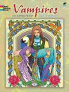 Vampires Coloring Book - Marty Noble