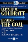 Beyond the Goal: Eliyahu Goldratt Speaks on the Theory of Constraints - Eliyahu M. Goldratt, Gildan Assorted Authors