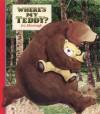 Where's My Teddy? (Board Book) - Jez Alborough