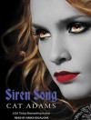 Siren Song (Blood Singer, No.2) - Cat Adams