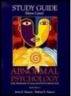 Abnormal Psychology: Study Guide - Irwin G. Sarason, Barbara R. Sarason
