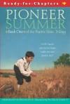 Pioneer Summer: 2 (Prairie Skies) - Deborah Hopkinson, Patrick Faricy, Bill Farnsworth