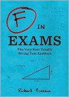 F in Exams - Richard Benson