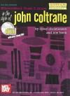 Mel Bay Essential Jazz Lines in the Style of John Coltrane (Guitar Edition) - Corey Christiansen, Kim Bock