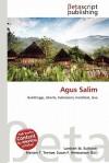 Agus Salim - Lambert M. Surhone, Susan F. Marseken
