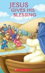 Jesus Gives His Blessing - Eva Moore