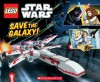 Lego Star Wars: Save the Galaxy! - Ace Landers, Greg Hyland, Scholastic Inc.
