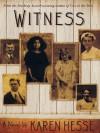 Witness PB - Karen Hesse