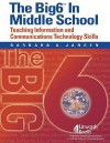 The Big6 in Middle School: Teaching Information and Communications Technology Skills [With CDROM] - Barbara A. Jansen