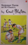 Summer Term at St. Clare's (St. Clare's, #3) - Enid Blyton