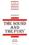 New Essays on The Sound and the Fury (The American Novel) - Noel Polk, Emory Elliot