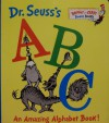 Dr. Seuss's Abc An Amazing Alphabet Book! (Bright And Early Board Books Super Sized Edition) - Dr. Seuss