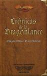 Crónicas de la Dragonlance - Margaret Weis, Tracy Hickman