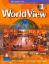 WorldView 1 with Self-Study Audio CD and CD-ROM - Michael Rost