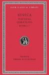 Natural Questions, Volume II: Books 4-7 - Seneca, Thomas H. Corcoran
