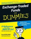Exchange-Traded Funds For Dummies - Russell Wild