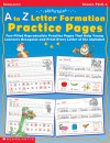 AlphaTales: A to Z Letter Formation Practice Pages: Fun-filled Reproducible Practice Pages That Help Young Learners Recognize and Print Every Letter of the Alphabet - Terry Cooper