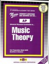 MUSIC THEORY *Includes CD (Advanced Placement Test Series) (Passbooks) (ADVANCED PLACEMENT TEST SERIES (AP)) - Jack Rudman, National Learning Corporation