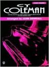 Cy Coleman: Piano Arrangements - Cy Coleman