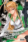 Highschool of the Dead Volume 04 - Daisuke Sato